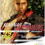 Seminarium med Guro Salvador Caballero